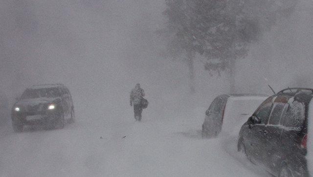 Практически 20 тыс. человек остались без электрической энергии вКанаде