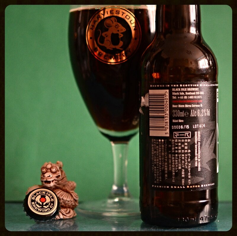 Black Isle Scotch Ale