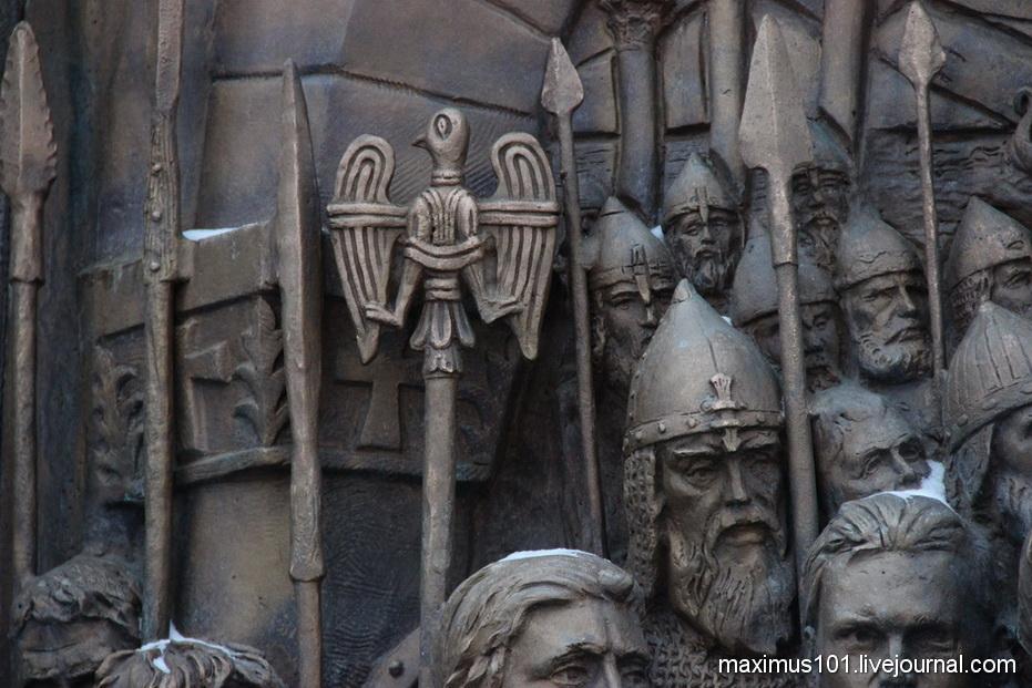 """Про памятник """"кагану нашему Владимиру, которым мы крещены были..."""""""
