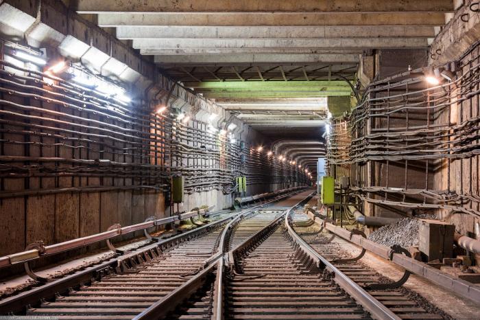Прогулка по подземке Москвы
