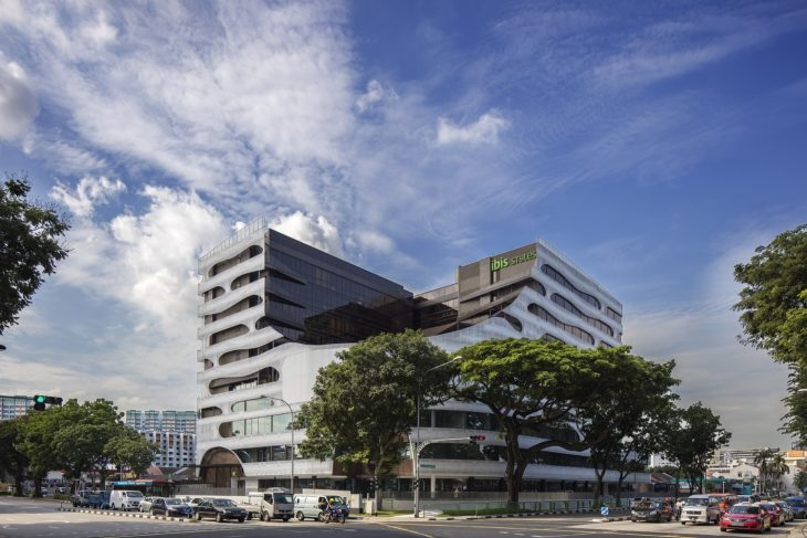 Ibis Styles Hotel Macpherson by A D Lab (11 pics)
