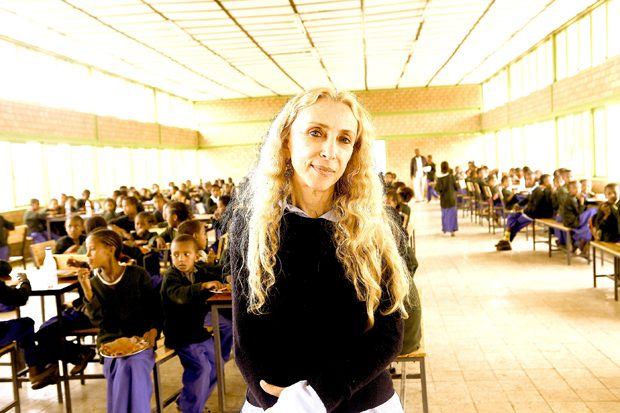 FRANCA SOZZANI to Recieve Swarovski Award for Positive Change