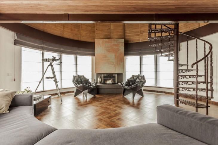ZLT Residence by U // ME Architects (13 pics)