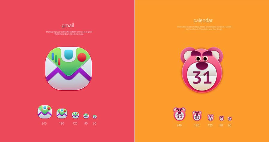 If Toy Story Characters Were App Icons (21 pics)