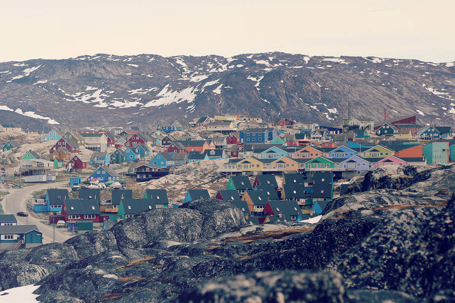 10-Days Journey Across Greenland in Pictures