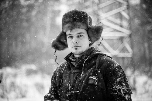 москвич Роман Гришин
