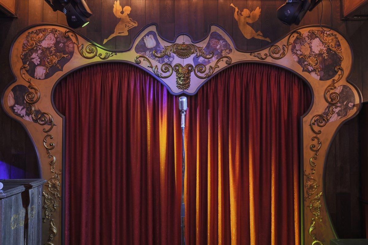 Ресторан-караоке Onstage от Circus Delight