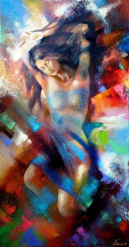 Нарисовать мир собственный, где все мечты твои реальны!  Азербайджанский художник Ilham Mirzayev