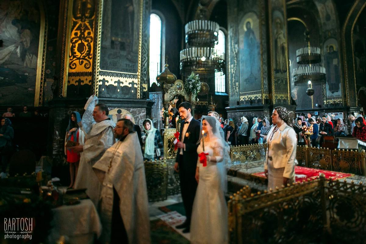 Свадебные фотографии Виктора и Анны