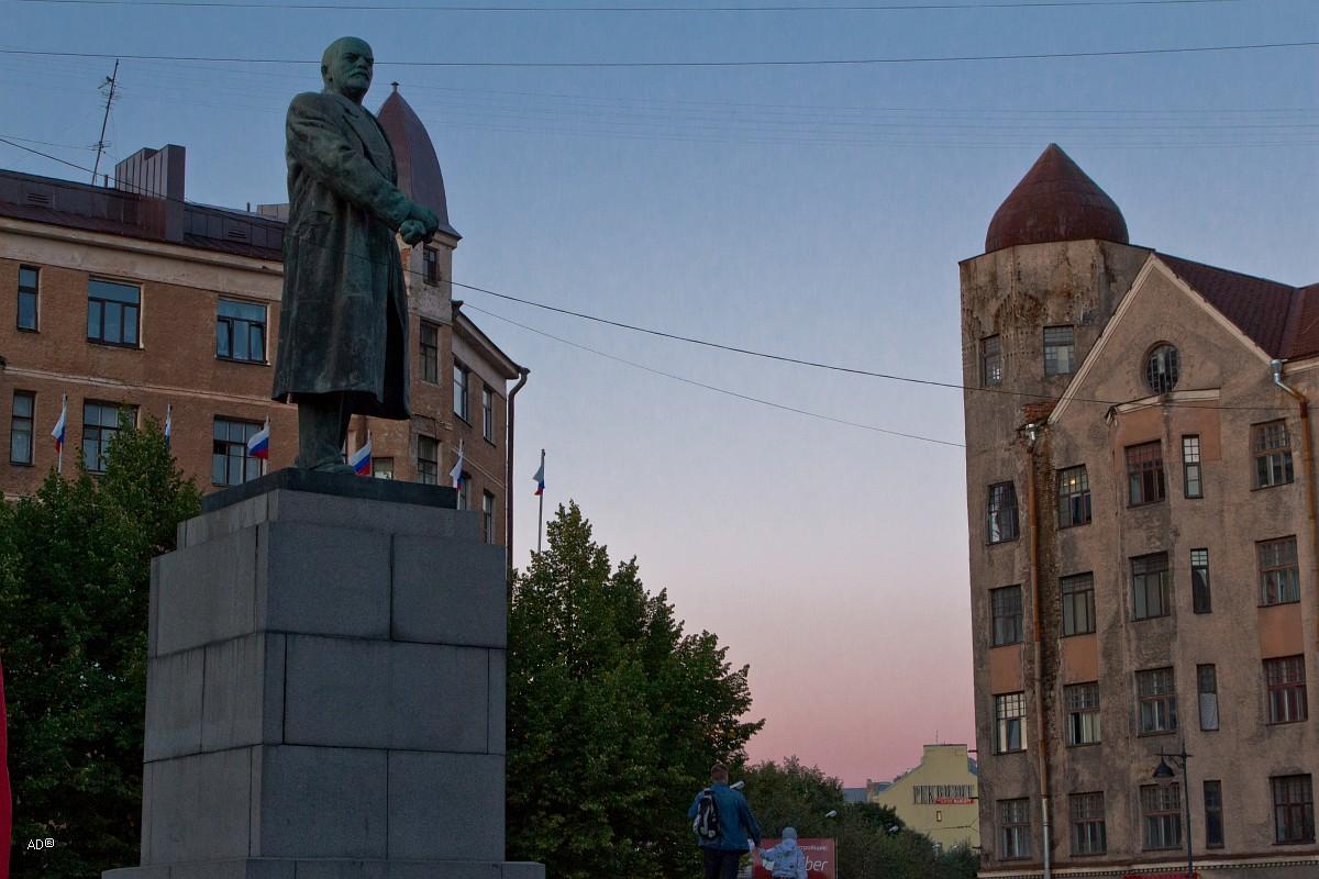 Окрестности Петербурга - Выборг