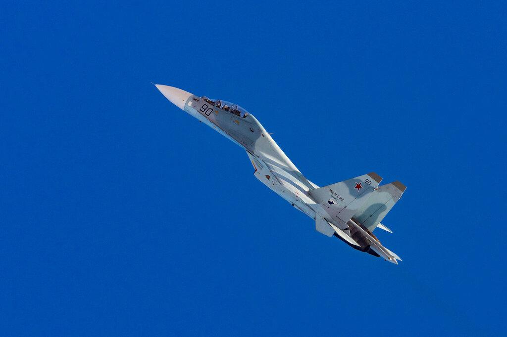"""Су-30м2, бортовой 90 """"синий"""""""