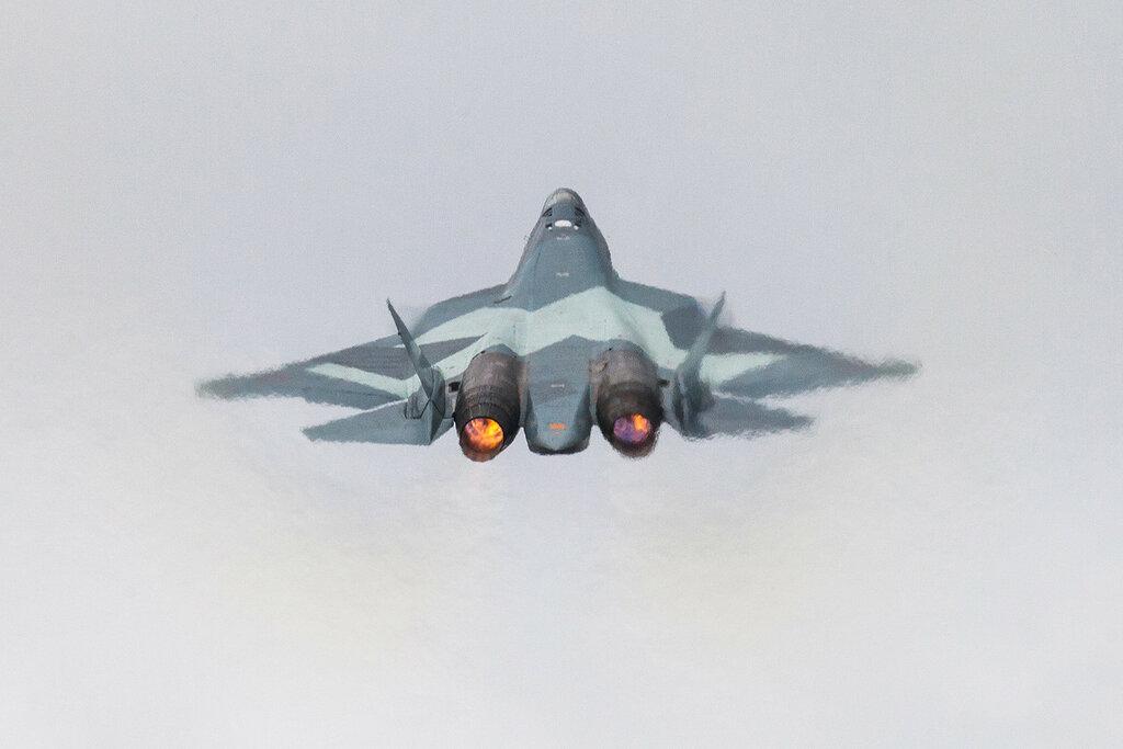 МАКС2015. Т-50