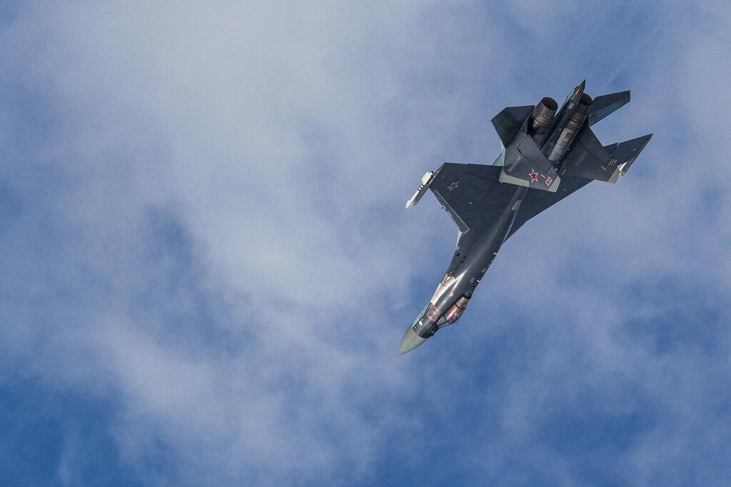 МАКС2015. Су-35С