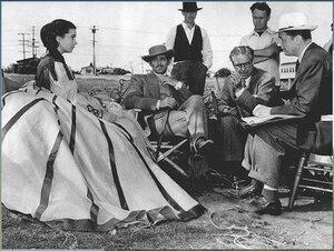 Вивьен Ли. Съемки Унесенных ветром , 1938г .jpg