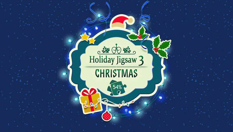 Holiday Jigsaw: Christmas 3