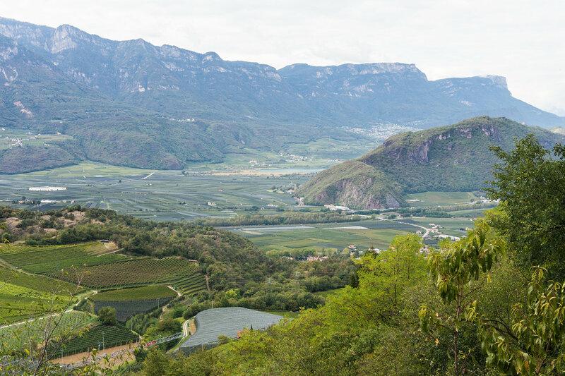 долина Адидже, Альпы, Италия