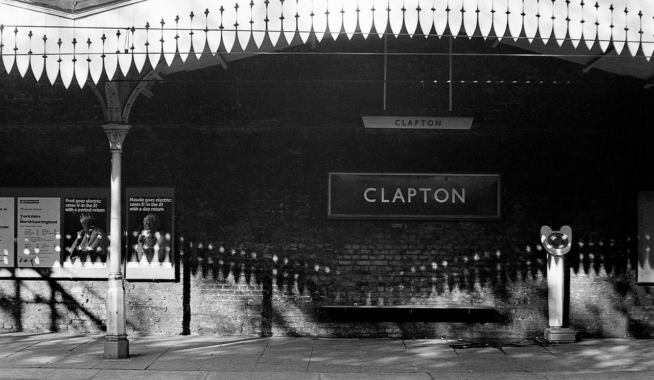 Станция «Клэптон», Хакни