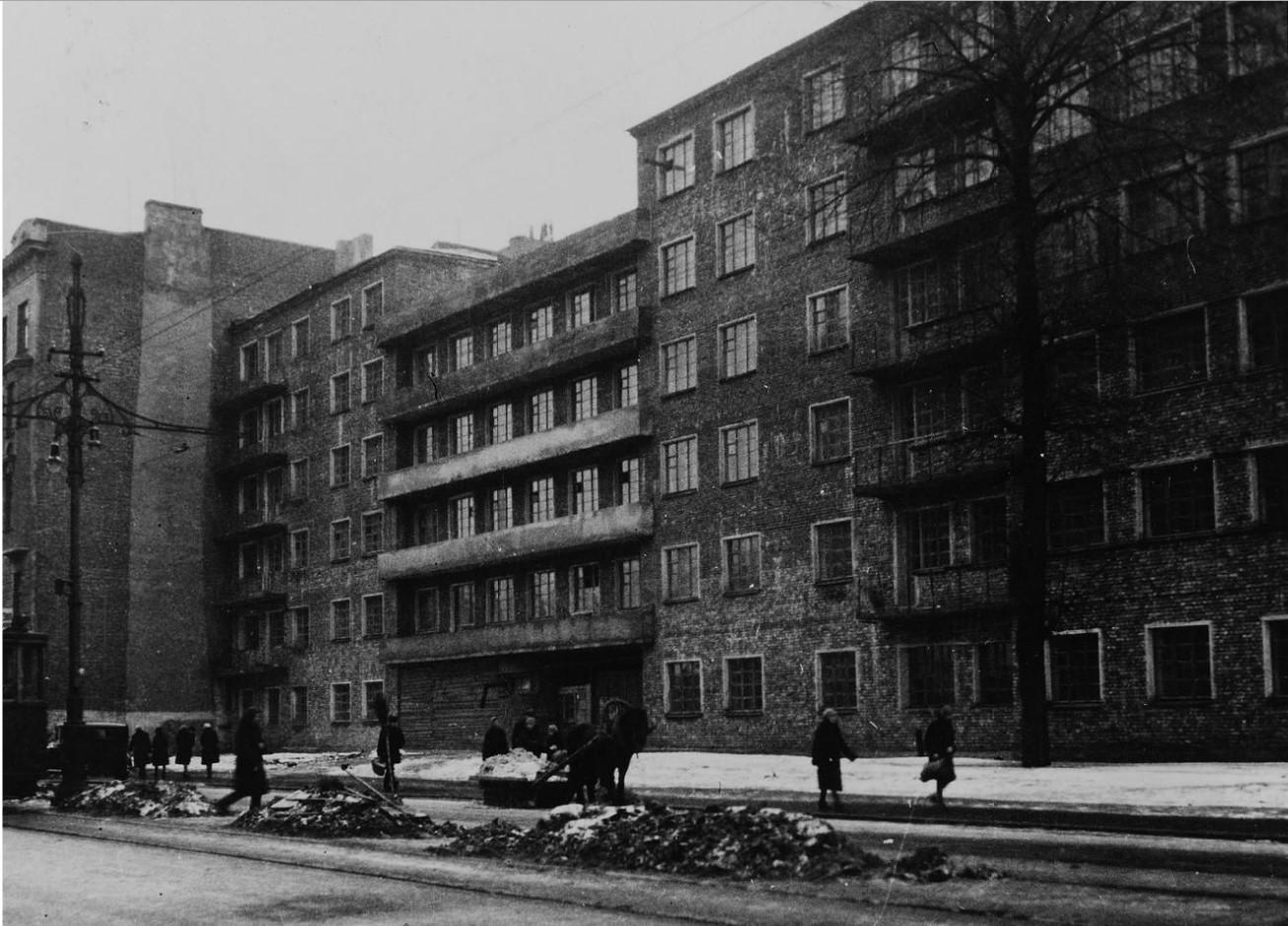 Дом совторгслужащих (1932)