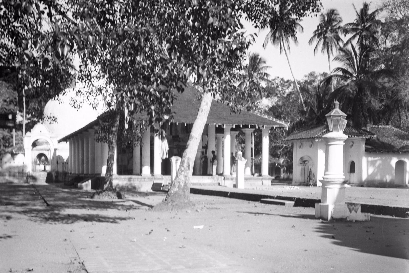 204. Раджа Маха Вихара, буддийский храм в Бадуллу