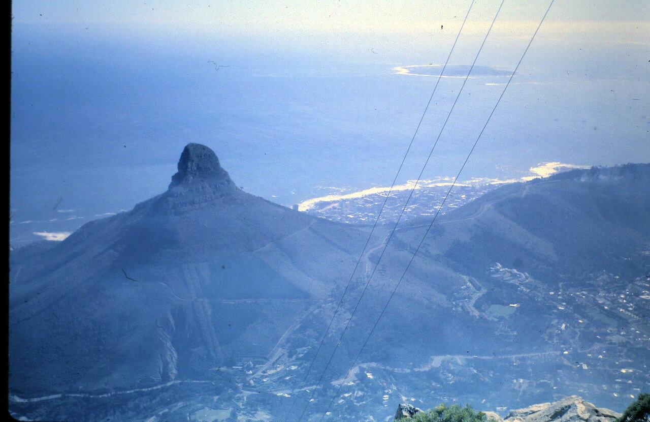 18 августа. Остров Роббенэйланд (ЮАР)