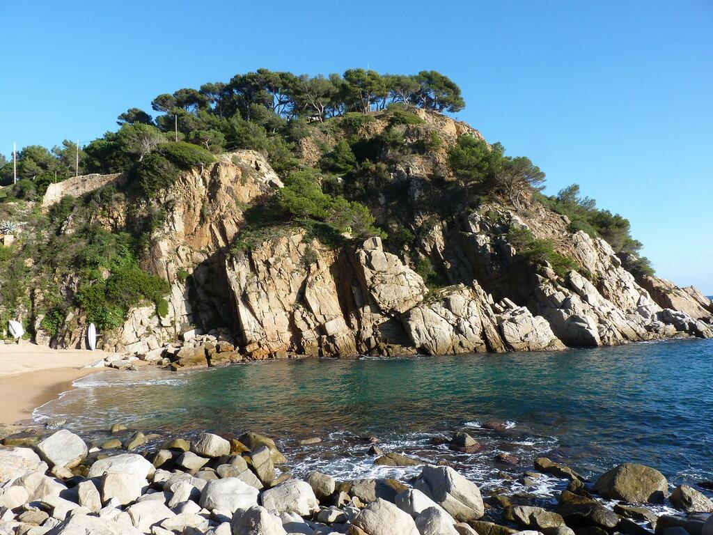 Каталонское  побережье.....