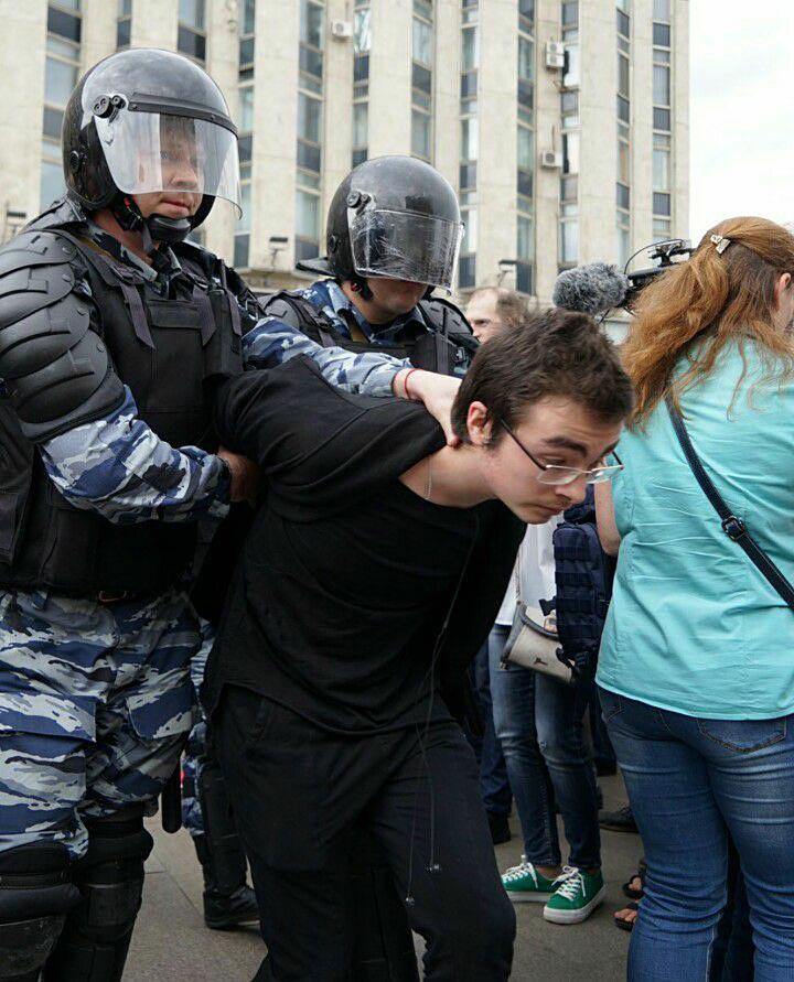 Задержан Гарри Поттер