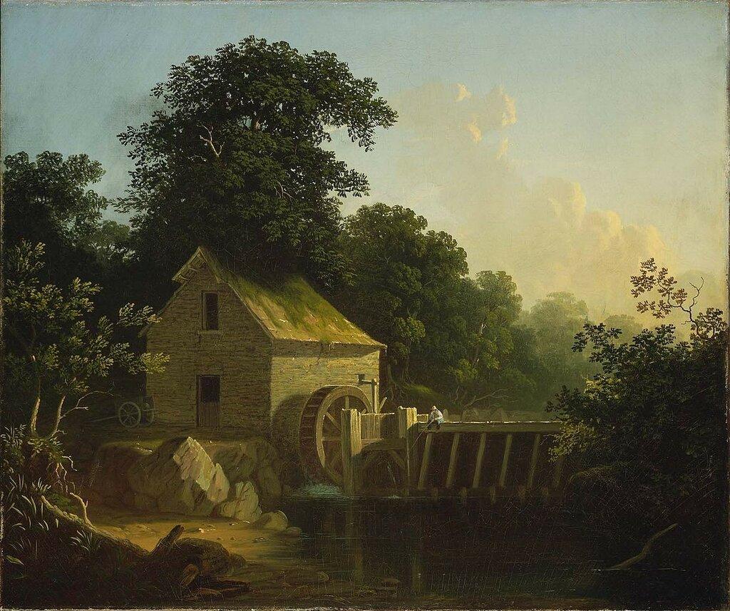 George_Caleb_Bingham_-_Landscape_with_Waterwheel_and_Boy_Fishing1853.jpg