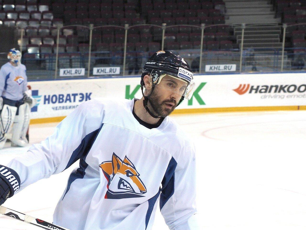 31 Открытая тренировка перед финалом плей-офф восточной конференции КХЛ 2017 22.03.2017