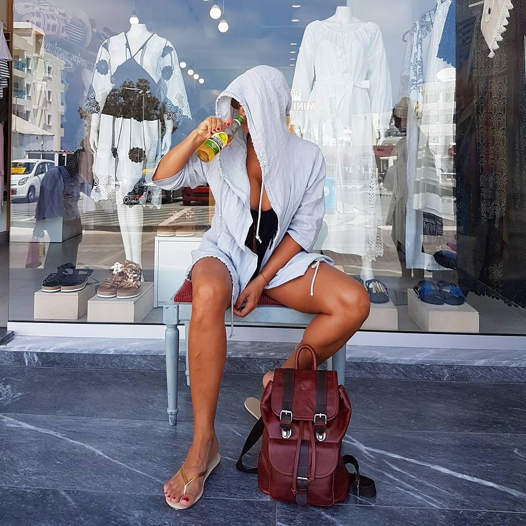 Марина Вовченко на фото из Instagram