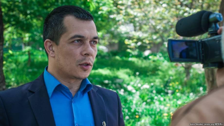 Крымского адвоката Эмиля Курбедінова наградили международной правозащитной премией