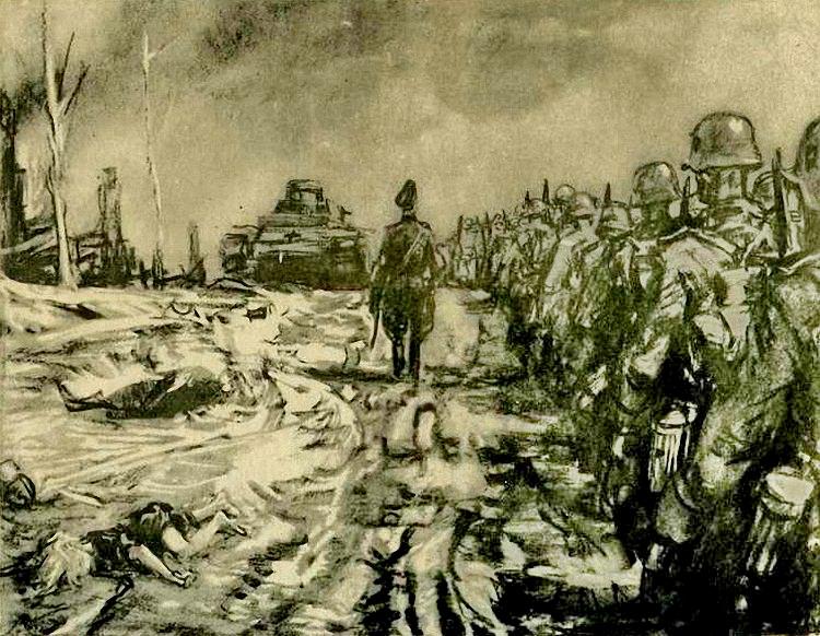 Фашистская орда. 1942 г..jpg
