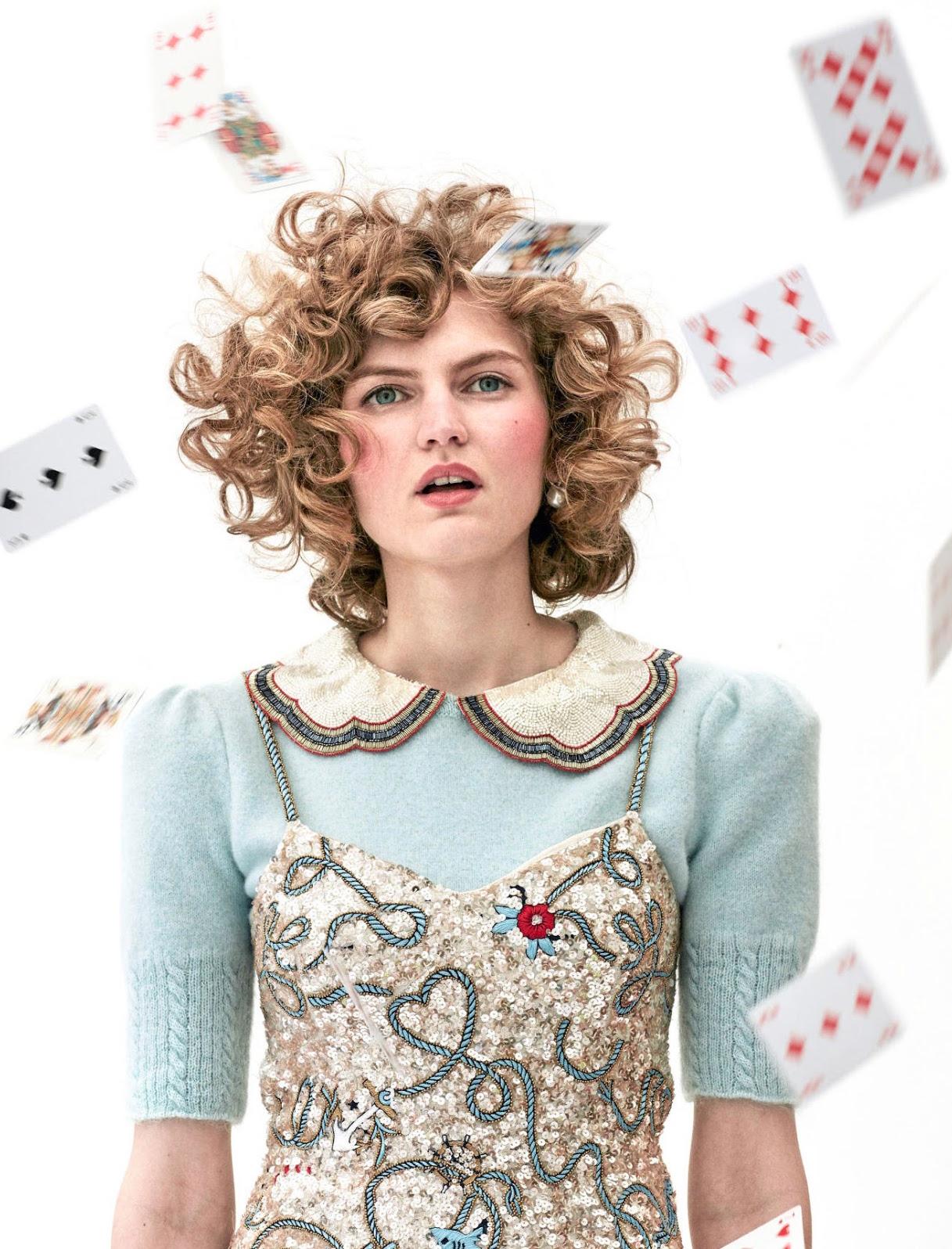 Alice / Vogue Netherlands December 2016