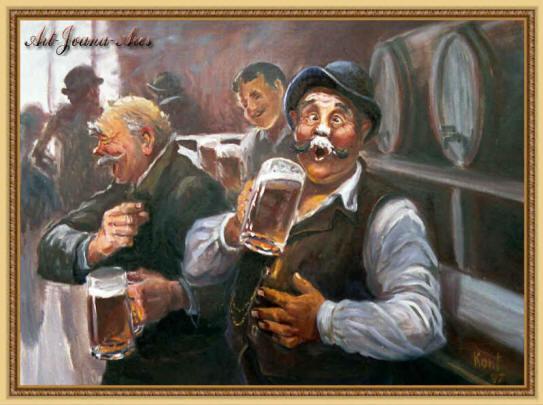 С днем пивовара! Удовольствие от пива