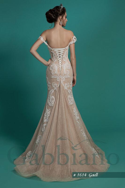 Свадебное платье Гаел