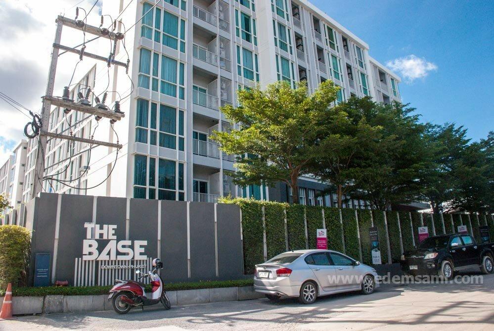 The Base Downtown кондоминиум на Пхукете