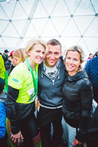 Зеленый марафон -  Бегущие сердца
