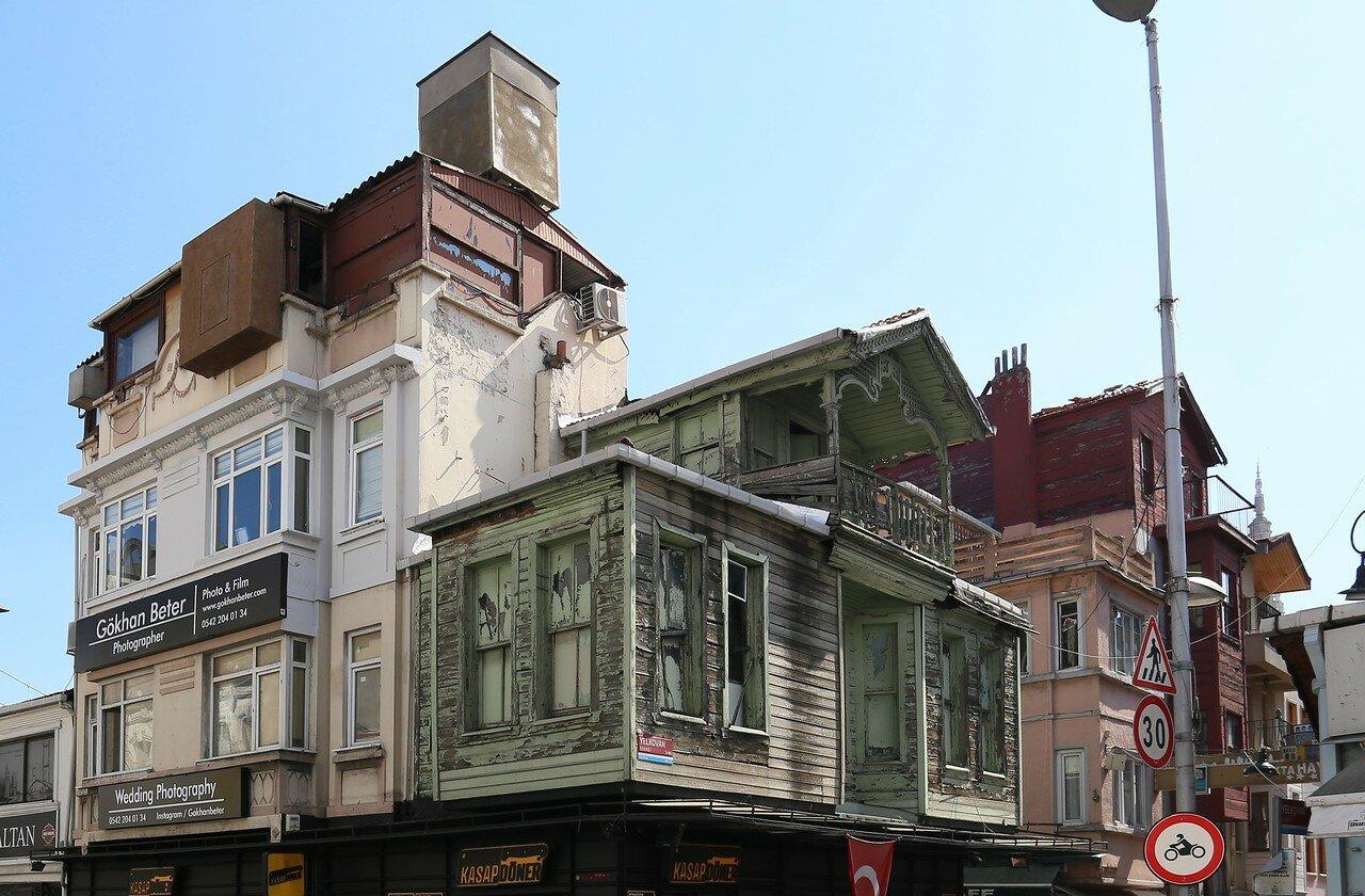 Стамбул. Квартал Ортакёй