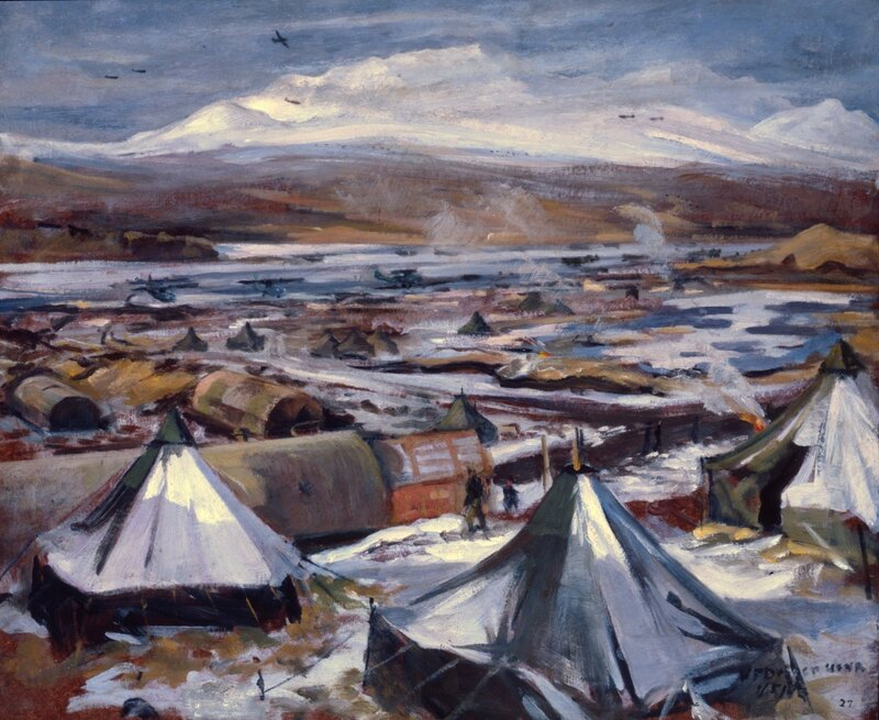 William F. Draper - Expansion - Adak (1942)