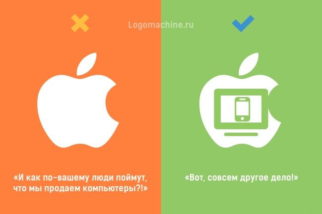 5способов испортить логотип (5 фото)