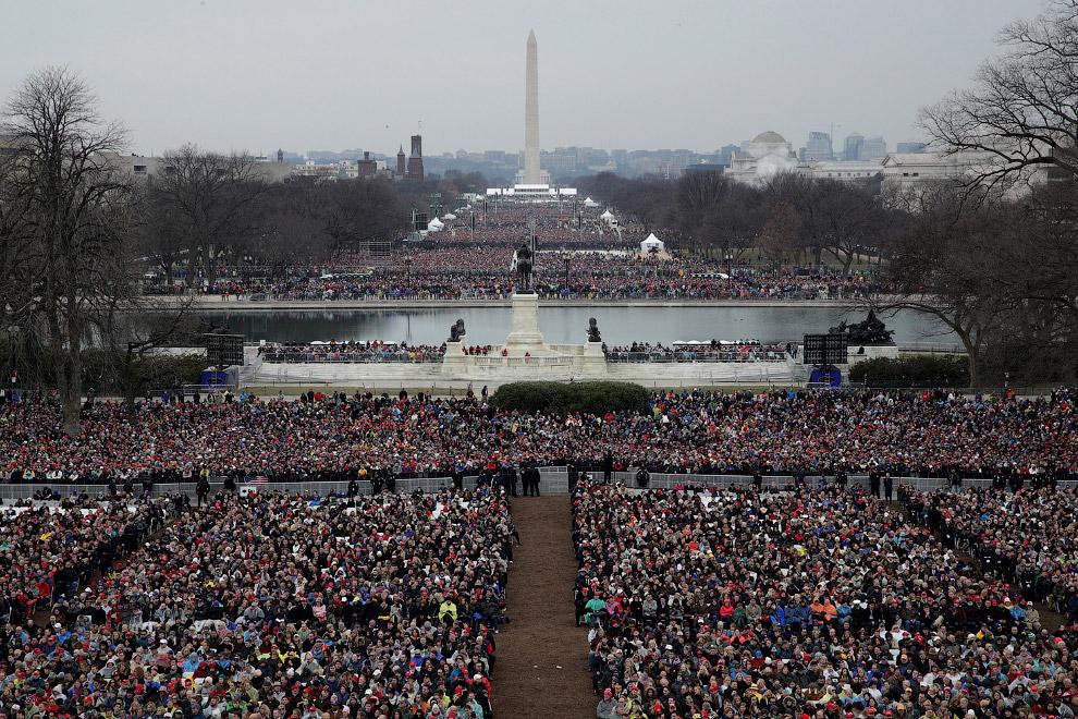 5. Вид сверху. (Фото Lucas Jackson | Reuters):