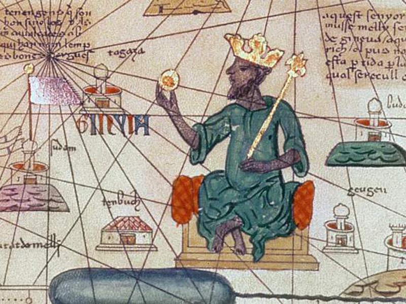 10. Манса Муса Год: 1280-1337. Страна: Мали. Богатство: богаче, чем кто-либо мог описать. Манса Мусу