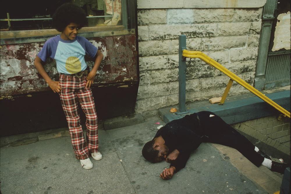 Нижний Ист-Сайд, 1980 год. Фото: Steve Siegel. Самое страшное, что государство даже примерно не пред