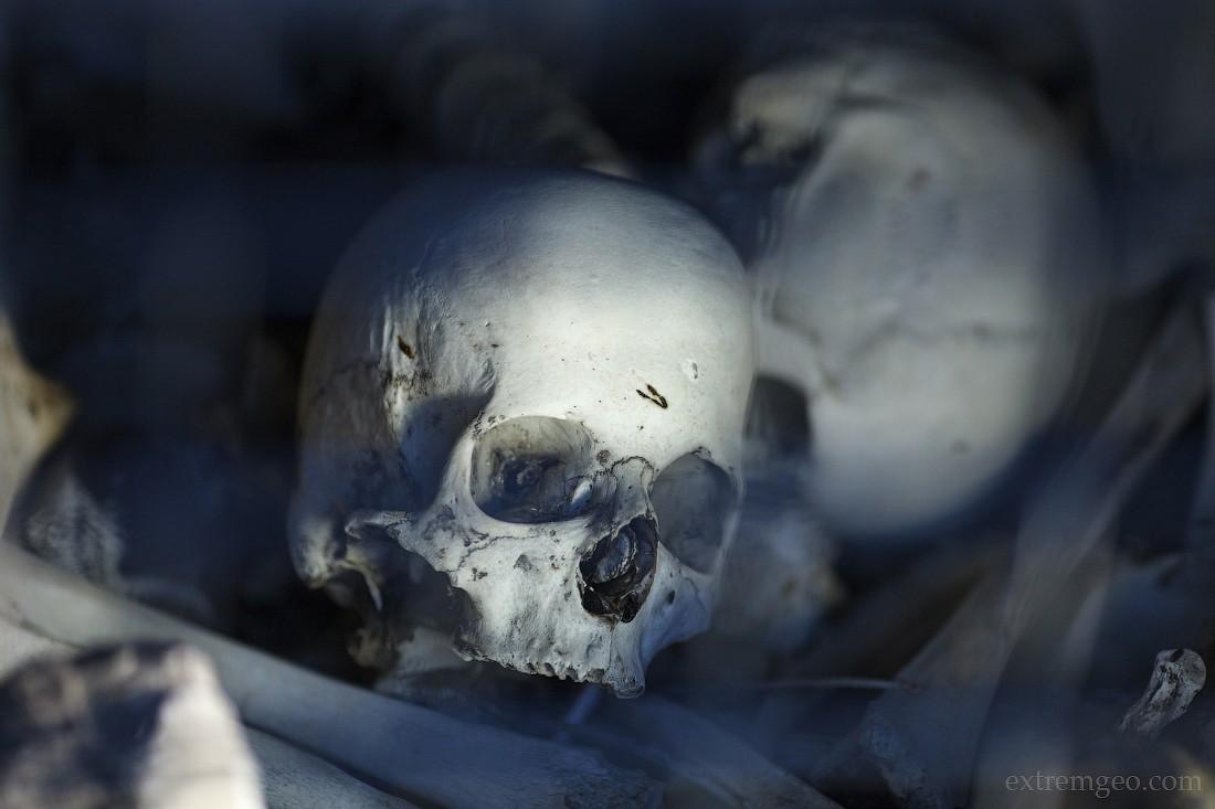 19. Склепы были фамильные, и сейчас у каждого ингушского рода есть свое родовое кладбище. Во время э