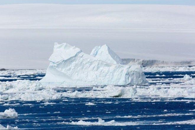 Звук Джулия: айсберг или что? В 1999 году гидрофоны Национального управления океанических и атмосфер
