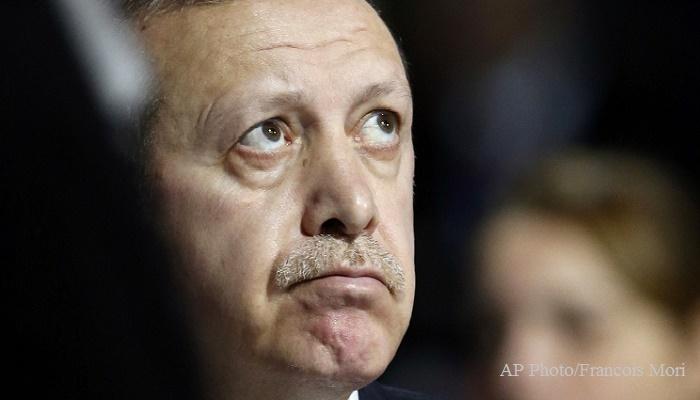 Эрдоган напомнил США овторжении вИрак «без приглашения»