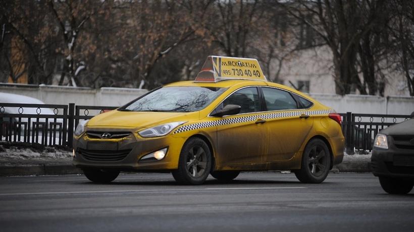 Столичные таксисты, неоплатившие штрафы, небудут получать субсидии