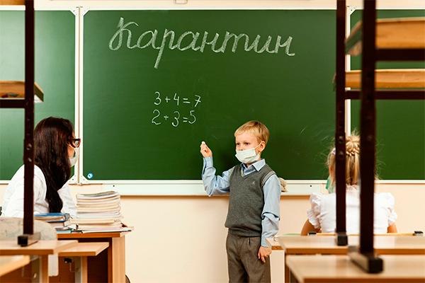 ВОдессе закрыли 8 классов из-за ОРВИ