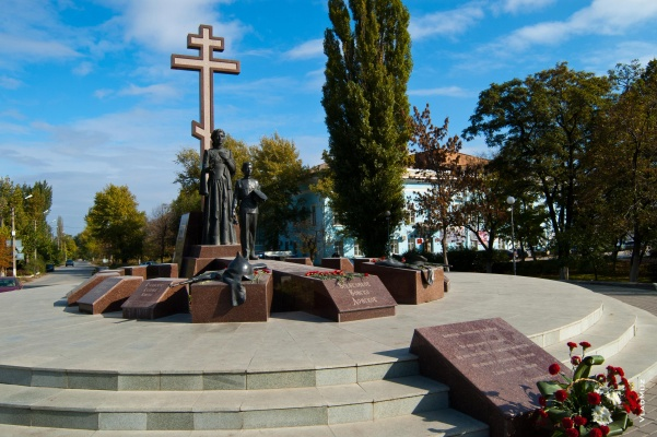 Монумент примирения будет установлен вКерчи наподъезде кКрымскому мосту