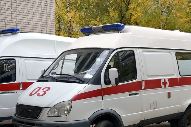 Вжилом доме вДомодедово произошел взрыв