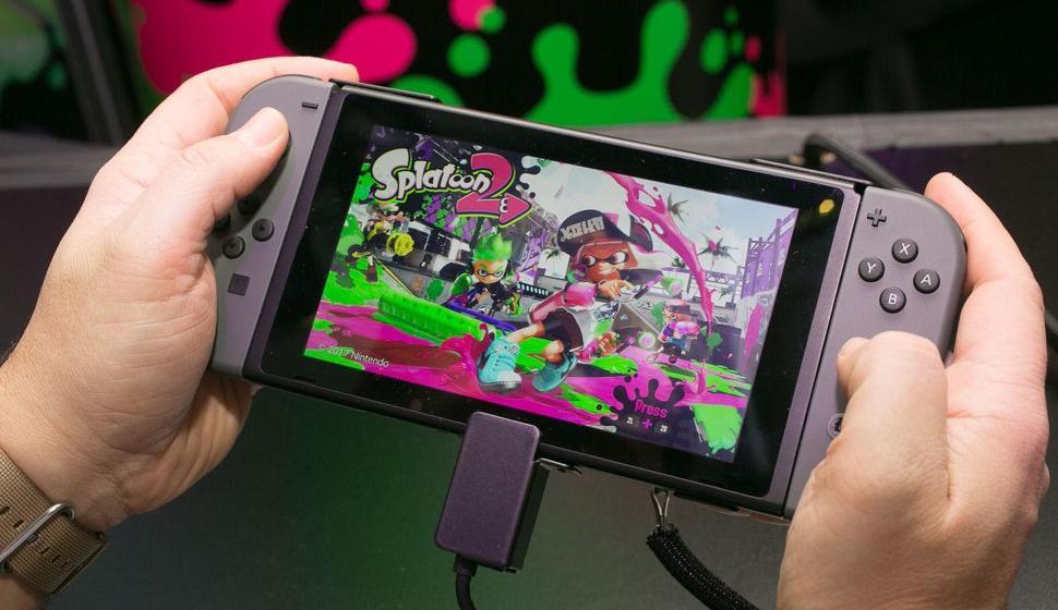 Компания Nintendo выпустит мини переключатель Switch в 2019-ом